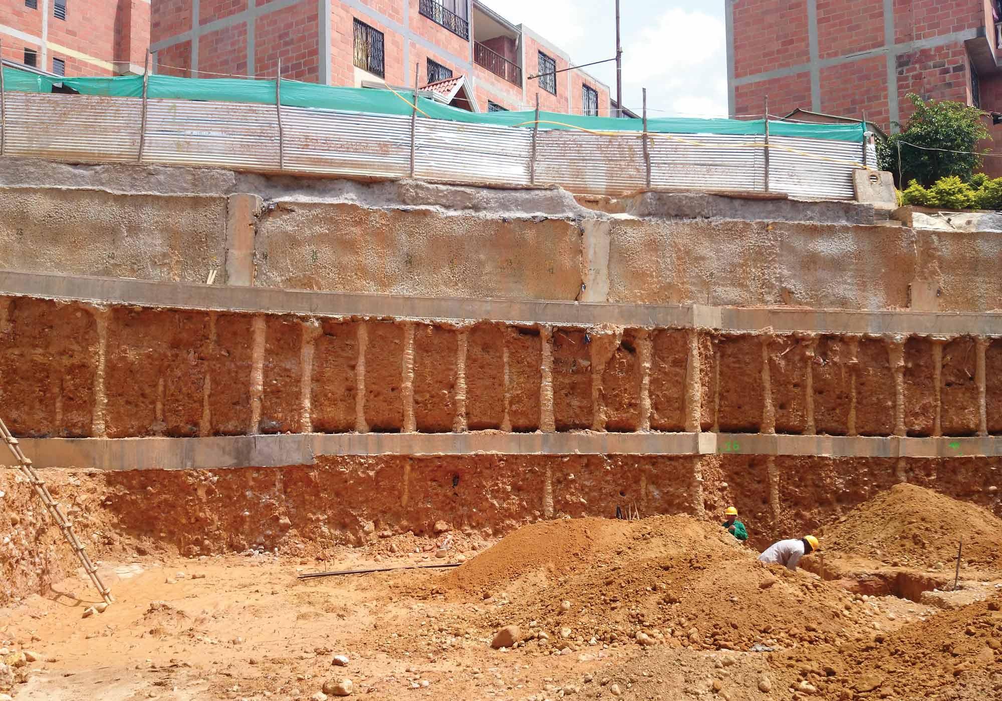 Análisis y diseño para el manejo de excavaciones